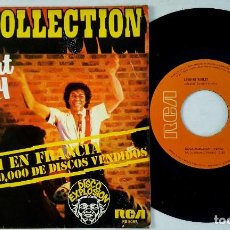 Discos de vinilo: ? EP ? LAURENT VOULZY ? ROCKOLLECTION ? (SPAIN 1977) ? VINILO 45 RPM ?. Lote 84852156