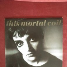 Discos de vinilo: THIS MORTAL COIL 4AD BLOOD 2LPS MADE IN ENGLAND. Lote 84852194