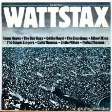 Discos de vinilo: THE BEST OF WATTSTAX - VARIOS. Lote 84862896