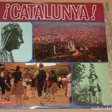 Discos de vinilo: ¡CATALUNYA! - VERGARA 1970 . Lote 84867876