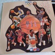 Discos de vinilo: EDWIN BUTLER, NBA . Lote 84873120
