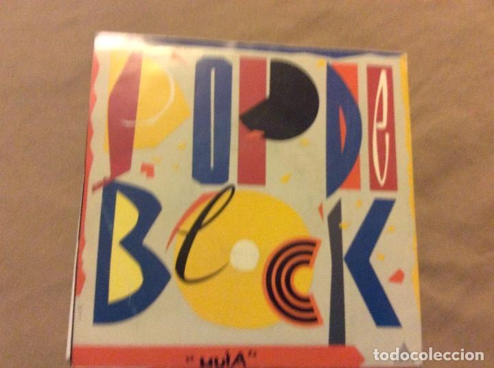 Discos de vinilo: POP DE BLOCK. HUIA . AGATA 1991. Promocional con CARTA PROMOCIONAL - Foto 2 - 84883208
