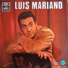Discos de vinilo: LUIS MARIANO. LP ESPAÑA EN EMI 1968. Lote 84903304
