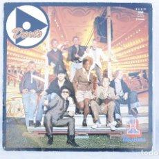 Discos de vinilo: DISCO VINILO LP - DARTS - REFLEJO - ROCK & ROLL. Lote 84923908