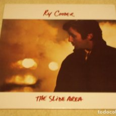 Discos de vinilo: RY COODER ( THE SLIDE AREA ) 1982 - GERMANY LP33 WARNER BROS RECORDS. Lote 84925756