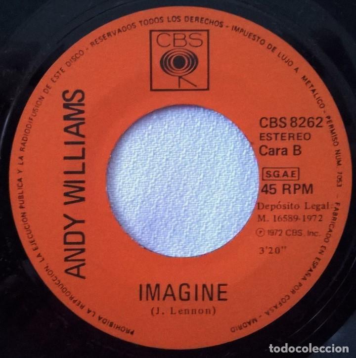 Discos de vinilo: Andy Williams-Canta En Español-Tema De Amor De La Película El Padrino (Amor Háblame Dulcemente) - Foto 3 - 84938036