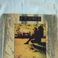 Discos de vinil: STING. TEN SUMMONERS TALES.. Lote 84941016