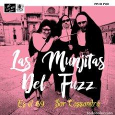 Discos de vinilo: SINGLE LAS MUNJITAS DEL FUZZ ES EL 69 VINILO GARAGE DOCTOR EXPLOSION ASTURIAS . Lote 94137032