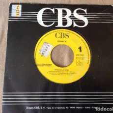 Discos de vinilo: BENNY B. VOUS ETES FOUS. CBS 1990. PROMOCIONAL . Lote 84959532