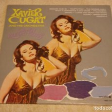 Discos de vinilo: XAVIER CUGAT AND HIS ORCHESTRA ( LATIN REFLECTIONS ) ILLINOIS-USA LP33 MUSIC REDORDS. Lote 183363161