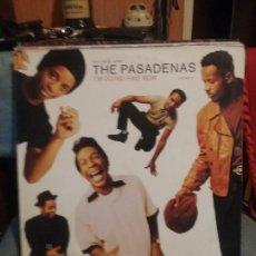 Discos de vinilo: THE PASADENAS ?– I'M DOING FINE NOW. Lote 84971804