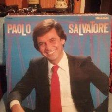 Discos de vinilo: PAOLO SALVATORE ?– PAOLO SALVATORE. Lote 84972160