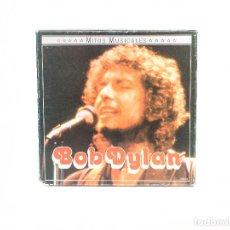 Discos de vinilo: BOX SET. 2XLP. MITOS MUSICALES. BOB DYLAN. (VG/VG). Lote 84728176