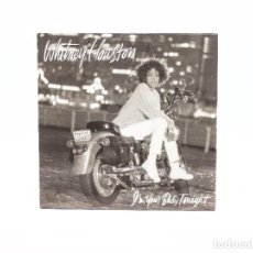 Discos de vinilo: LP. I'M YOUR BABY TONIGHT. WHITNEY HOUSTON. (VG+/VG+). Lote 84727024