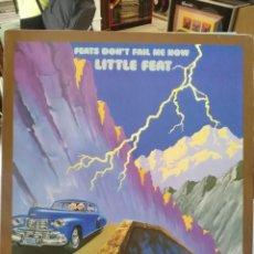 Discos de vinilo: LITTLE FEAT - FEATS DON´T FAIL ME NOW - LP. DEL SELLO WEA RECORDS DE 1974. Lote 85074284