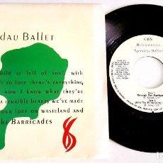 Discos de vinilo: ?? SPANDAU BALLET ? WITH THE PRIDE ?(SPAIN 1986)? VINILO 45 RPM ?. Lote 85075232