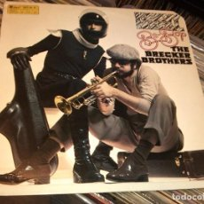 Discos de vinilo: THE BRECKER BROTHERS - HEAVY METAL BE-BOP (LP, ALBUM) USA 1978. Lote 85090244