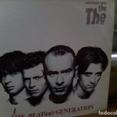 Discos de vinilo: THE THE - THE BEAT (EN) GENERATION + 3 (CBS, 1989). Lote 85095124