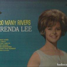 Discos de vinilo: BRENDA LEE LP SELLO DECCA EDITADO EN USA. . Lote 85096944