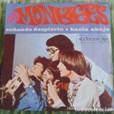 Discos de vinilo: THE MONKEES - DAYDREAM BELIEVER - SINGLE 1967. Lote 85099960