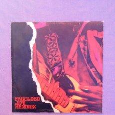 Discos de vinilo: JIMMY HENDRIX :EL FABULOSO (SPAIN) 2 LP'S. Lote 85107700
