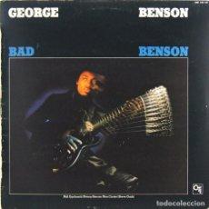 Discos de vinilo: GEORGE BENSON - BAD BENSON (LP, VINILO, CTI 1984). Lote 85107816