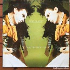 Discos de vinilo: DEAD OR ALIVE - LOVER COME BACK TO ME (EXTENDED VERSION) . 1985 EPIC. Lote 85119252