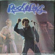 Discos de vinilo: MIGUEL RÍOS - ROCK & RÍOS - EDICIÓN DE 1982 DE ESPAÑA - DOBLE. Lote 85125892