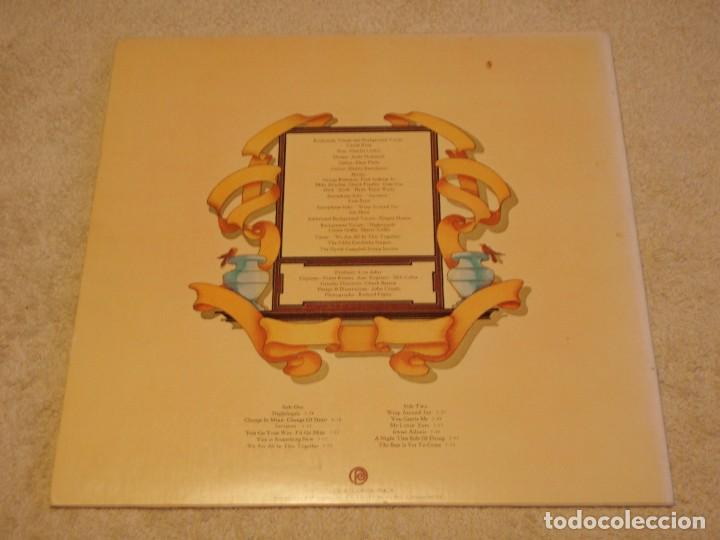 Discos de vinilo: CAROLE KING ( WRAP AROUND JOY ) USA - 1974 LP33 ODE RECORDS - Foto 2 - 85134452