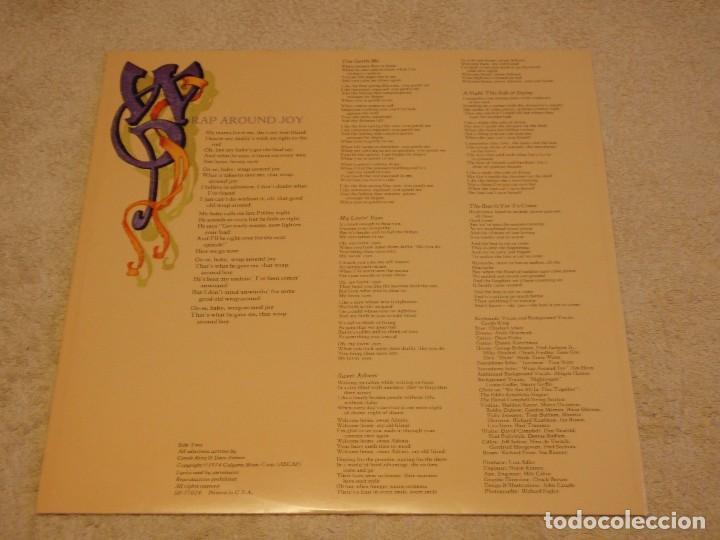 Discos de vinilo: CAROLE KING ( WRAP AROUND JOY ) USA - 1974 LP33 ODE RECORDS - Foto 3 - 85134452