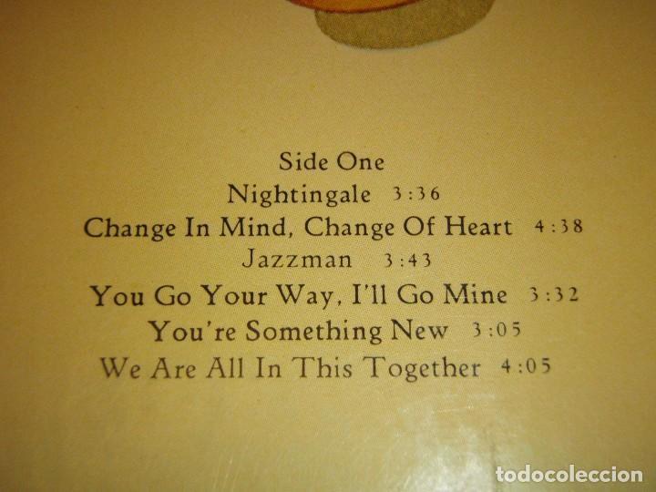 Discos de vinilo: CAROLE KING ( WRAP AROUND JOY ) USA - 1974 LP33 ODE RECORDS - Foto 4 - 85134452
