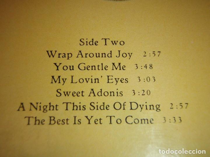 Discos de vinilo: CAROLE KING ( WRAP AROUND JOY ) USA - 1974 LP33 ODE RECORDS - Foto 5 - 85134452