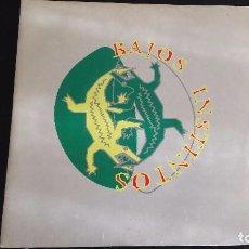 Discos de vinilo: SG BAJOS INSTINTOS. ST. Lote 85141896