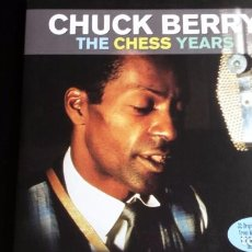 Discos de vinilo: LP CHUCK BERRY: THE CHESS YEARS (DOBLE). Lote 85146312
