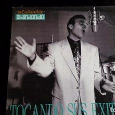 Discos de vinilo: LP LOS COYOTES DE VICTOR ABUNDANCIA: TOCANDO SUS EXITOS. Lote 85146488