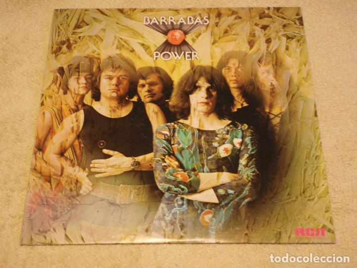 BARRABAS ( POWER ) USA - 1973 LP33 RCA RECORDS (Música - Discos - LP Vinilo - Grupos Españoles de los 70 y 80)