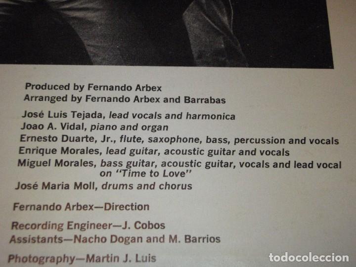 Discos de vinilo: BARRABAS ( POWER ) USA - 1973 LP33 RCA RECORDS - Foto 4 - 85148940
