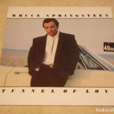 Discos de vinilo: BRUCE SPRINGSTEEN ( TUNNEL OF LOVE ) 1987 - HOLANDA LP33 CBS. Lote 85150308