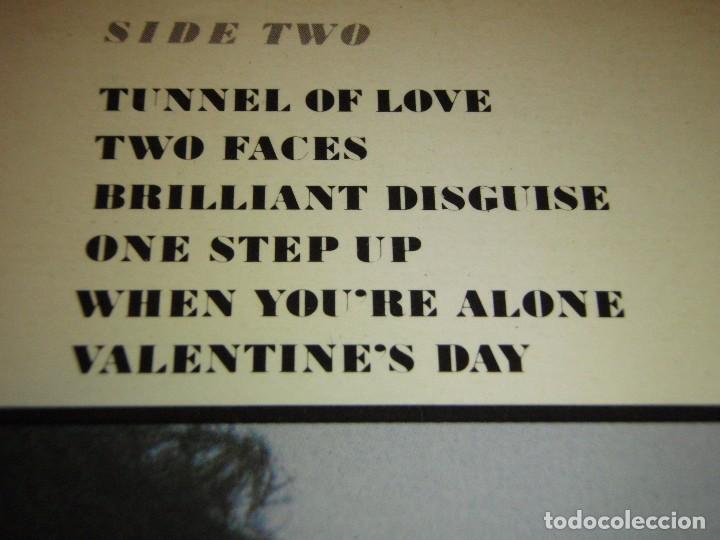Discos de vinilo: BRUCE SPRINGSTEEN ( TUNNEL OF LOVE ) 1987 - HOLANDA LP33 CBS - Foto 6 - 85150308