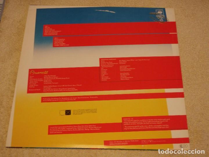Discos de vinilo: JIMMY CLIFF ( SPECIAL ) 1982 - HOLANDA LP33 CBS - Foto 2 - 85152080