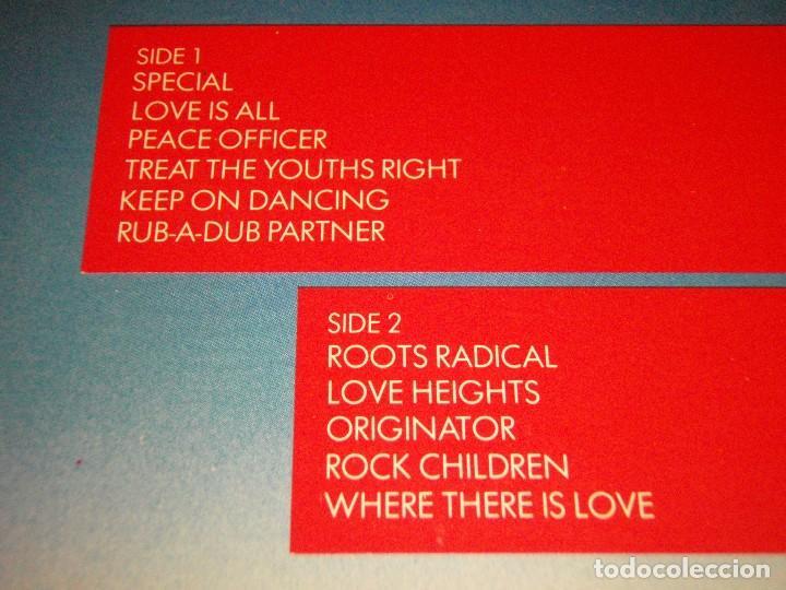 Discos de vinilo: JIMMY CLIFF ( SPECIAL ) 1982 - HOLANDA LP33 CBS - Foto 3 - 85152080