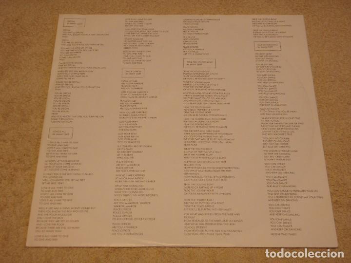 Discos de vinilo: JIMMY CLIFF ( SPECIAL ) 1982 - HOLANDA LP33 CBS - Foto 4 - 85152080