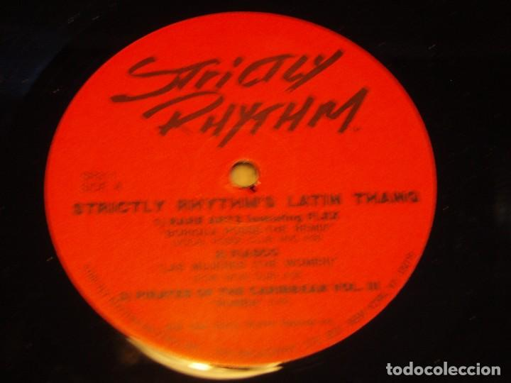 Discos de vinilo: STRICTLY RHYTHM LATIN THANG ( ANOTHER CLASSIC DANCE TRACKS COMPILATION ) DOBLE LP33 USA-1994 - Foto 7 - 85159536