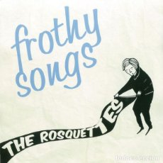 Discos de vinilo: THE ROSQUETTES FROTHY SONGS LP . GARAGE SIXTIES MERSEY BEAT KINKS SMALL FACES. Lote 85163416