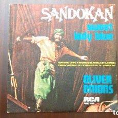 Discos de vinilo: SANDOKAN .- SWEET LADY BLUE --REFHAULDEPUEMGRPAHO. Lote 85167784