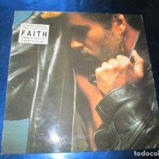 Discos de vinilo: LP-FAITH-GEORGE MICHAEL-CBS-1987-ESPAÑA-VINILO NUEVO-VER FOTOS.. Lote 85169976