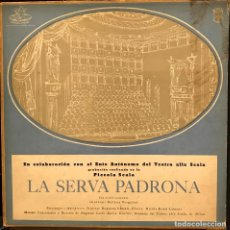 Discos de vinilo: LP ARGENTINO DE ORQUESTA DEL TEATRO ALLA SCALA AÑO 1956 . Lote 85174944