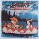 Discos de vinilo: JACKY EL BOSQUE DE TALLAC SINGLE DANONE -REFM1E1. Lote 85176836