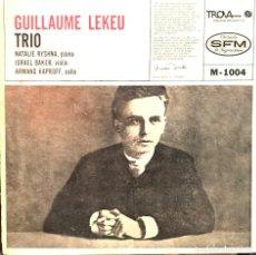 Discos de vinilo: LP ARGENTINO DE RYSHNA, BAKER Y KAPROFF AÑO 1958. Lote 85177336