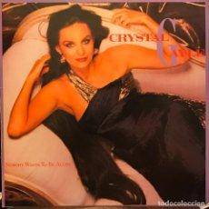 Discos de vinilo: LP ESTADOUNIDENSE DE CRYSTAL GAYLE AÑO 1985 . Lote 85177568